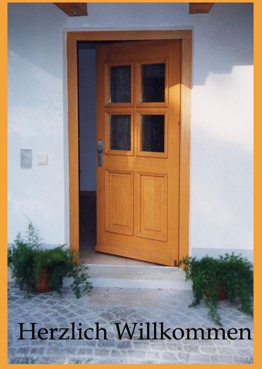 Offene tür  Eine offene Tür für alle